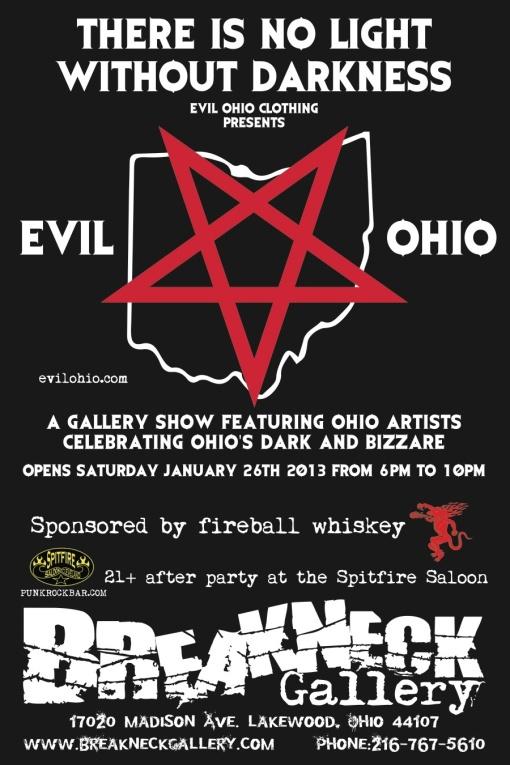 Evil Ohio Flyer