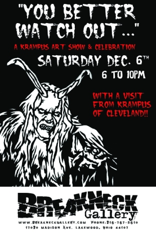 Krampus Flyer
